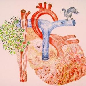 """Mysterious Heart"""